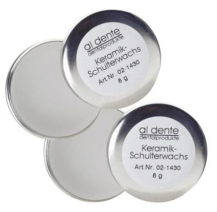 Воск Al Dente CERAMIC SHOULDER WAX (02-1430) (2х8 г)