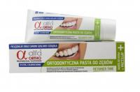 Зубная паста для людей носящих капы Alfa Ortho Retainer Time 75ml
