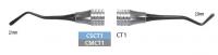 Гладилка Osung CMCT13 (металлическая ручка, двухсторонний)