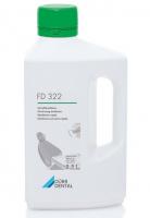 Раствор для дезинфекции и очистки поверхностей Durr Dental FD 322