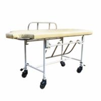 Тележка медицинская с боковинами для перевозки пациентов Viola ВМП-4