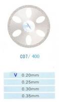 Диск алмазный двухсторонний Kangda C07 (40 мм)