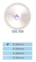 Диск алмазный двухсторонний Kangda C08 (35 мм)