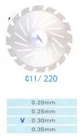 Диск алмазный двухсторонний Kangda C11 (22 мм)