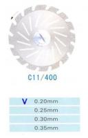 Диск алмазный двухсторонний Kangda C11 (35 мм)