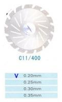 Диск алмазный двухсторонний Kangda C11 (40 мм)