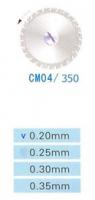 Диск алмазный двухсторонний Kangda CM04 (35 мм)