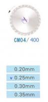 Диск алмазный двухсторонний Kangda CM04 (40 мм)
