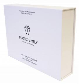 Набор для отбеливания Magic Smile Home Advanced