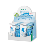 Ополаскиватель для ухода за полостью рта Cerkamed Dent Fresh Smart Kit (150 мл)