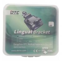Брекеты DTC Lingual L73-16 лингвальные (20 шт + замки 4 шт верх + низ)