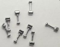 Крючок DTC Crimpable длинный mini A201-12 (0,22, 1 шт)