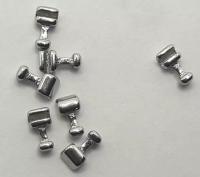 Крючок DTC Crimpable универсальный mini A201-09 (0,18, 1 шт)