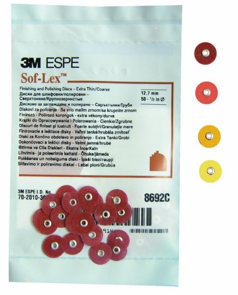 Диски полировальные 3M Espe Sof-Lex 8690