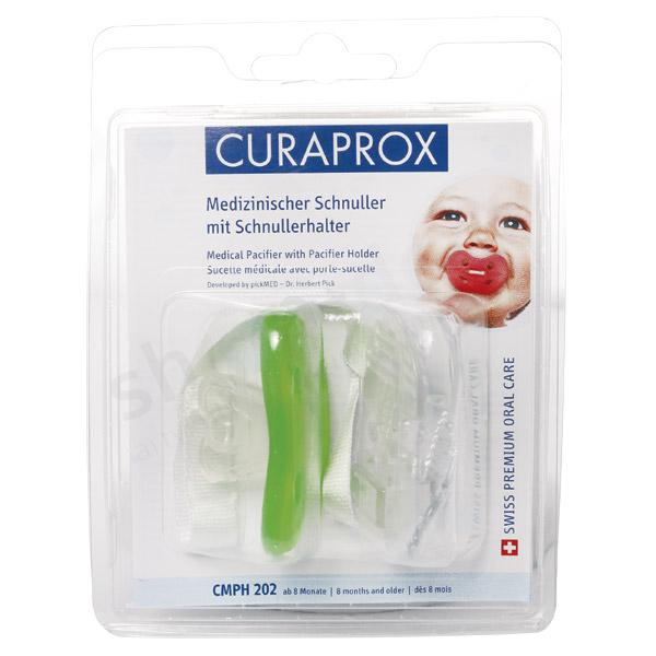 Медицинская соска Curaprox CMPH 202