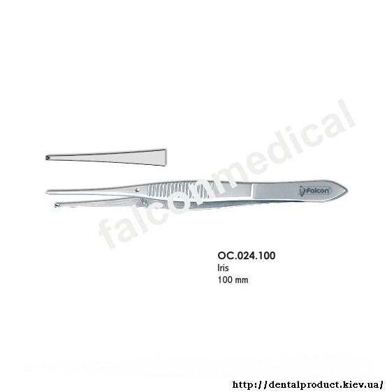 Пинцет Falcon OC.024.100 (100 мм)