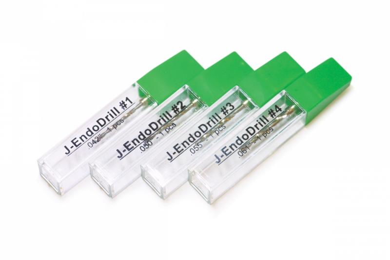 Развертка для стекловолоконных штифтов Jendental J-Endo Drill