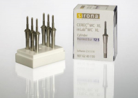 Фреза Sirona CEREC 3 CYLINDER POINTED BUR (6 шт)