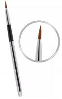 Кисть для керамики East Rich Synthetic №4 металлическая ручка ER2VA04