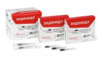 Эндонидл Omega-Dent иглы (0.4*35 мм- 20 шт)