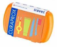 Дорожный набор Curaprox BE YOU ORANGE (оранжевый)