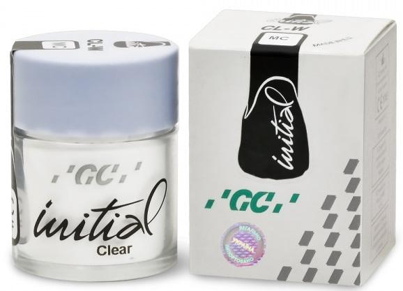 Металлокерамика GC INITIAL MC Clear Window CL-W (20 г)