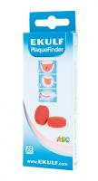 Таблетки-индикаторы зубного налета EKULF (20 шт.) (2117)
