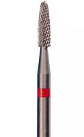Фреза 305002 (мелкая крестообразная красная)