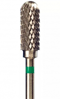 Фреза 407402 (крупная крестообразная зеленая)