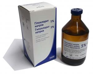 Гипохлорит натрия Latus 5%