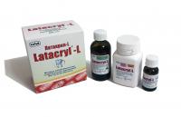 Мягкая подкладка Latus Латакрил-L (Latacryl-L) 80 г, 50 мл (0761)