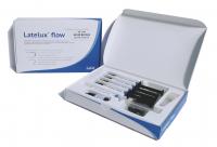 Композиционный пломбировочный материал Latus LATELUX flow (системный комплект)