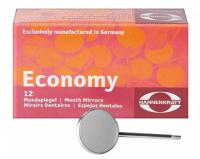 Зеркало стоматологическое Hahnenkratt Economy плоское №4