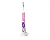 Зубная щетка Philips Sonicare for Kids Connected in Pink (HX6352/42)