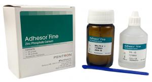 Цинк-фосфатный цемент Pentron Adhesor Fine (80 гр +55 мл)