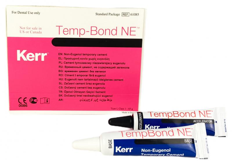 Цемент для временной фиксации Kerr Temp Bond NE