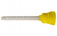 Канюли-насадки №C200 1:1, 2:1, 70 мм (желтые, 10 шт)