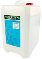 Пергидроль 32.5%, (4,7 литра/5 кг) с клапаном (перекись водорода, пероксид водорода)