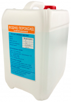 Пергидроль 50% (4,7 литра/5 кг) (перекись водорода, пероксид водорода)