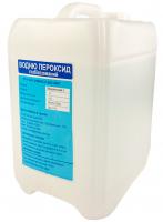 Пергидроль 35%, (4,7 литра/5 кг) (перекись водорода, пероксид водорода)