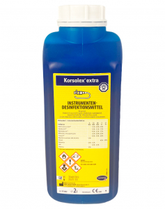 Дезинфицирующее средство BODE Chemie Korsolex extra