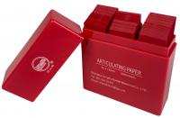 Артикуляционная бумага Azdent Красная (300 листов)