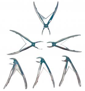 Зубные щипцы Dental Product Tooth Forceps for Children