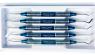 Набор ручных скалеров Dental Product Scalers With Blue