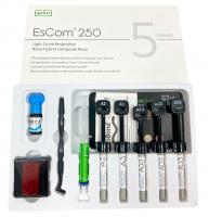 Наногибридный композит с цирконием Spident EsCom 250 Kit (набор)