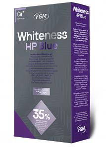 Набор для отбеливания FGM Whiteness HP Blue 35%