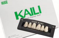 Планка передних верхних зубов HUGE Kaili S8 (6 шт)
