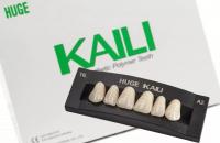 Планка передних верхних зубов HUGE Kaili T2 (6 шт)