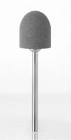 Полир технический Kenda Queen 7009 Цилиндр закругленный (серый, средний, для акриловых протезов)