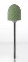 Полир технический Kenda Queen 9009 Цилиндр закругленный (зеленый, грубый, для акриловых протезов)